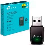 Placa de Red WiFi TP-Link Archer T3U USB Dual Band