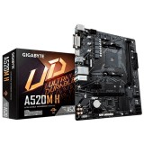 Mother Gigabyte A520M-H AM4 (3ERA/4TA/5TA GEN)