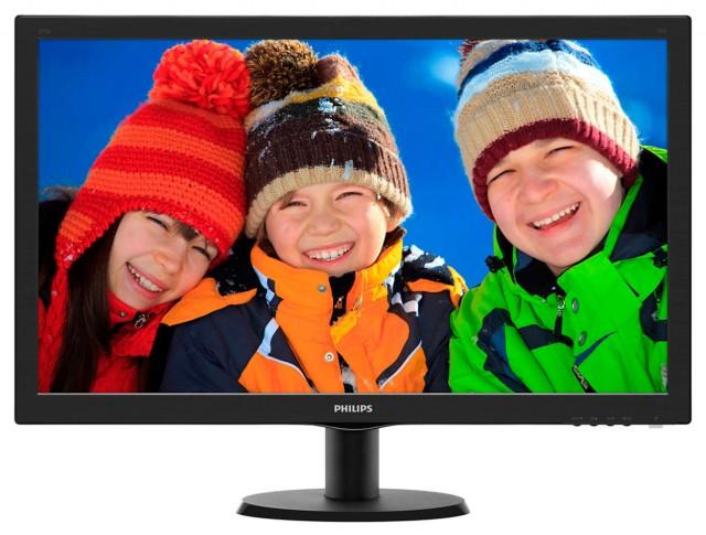 Monitor Philips LED 27 273V5LHAB/55 VGA/DVI/HDMI Parlantes