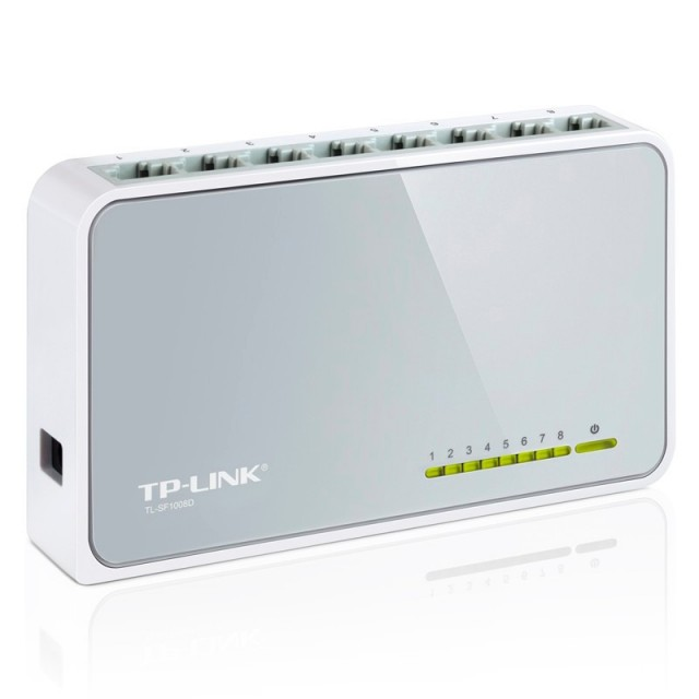 Switch LAN TP-Link SF1008D 8P