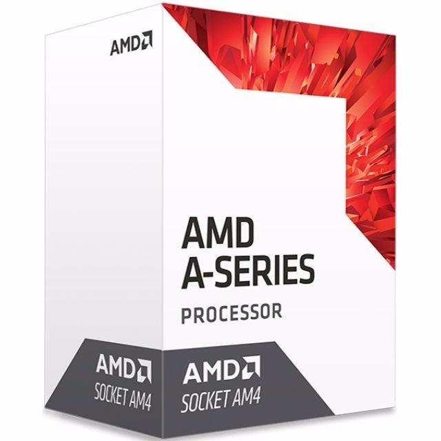 Micro AMD A6-9500 DualCore AM4