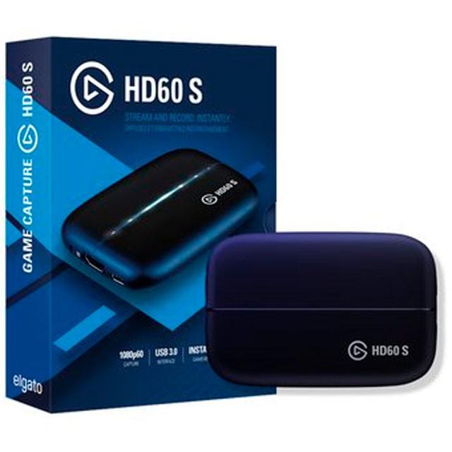 Capturadora Elgato HD60 S USB PC/PS4/XBOX Streaming