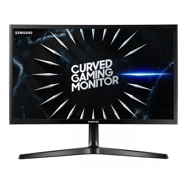 Monitor Gamer Samsung G50 24' Curvo 144Hz 1Ms HDMI/DP