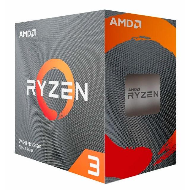 Micro AMD Ryzen 3 3300X - 4 Núcleos / 8 Threads 4.3Ghz AM4