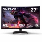 Monitor Gamer Curvo Cooler Master GM27-CF 27 165Hz VA HDMI/DP