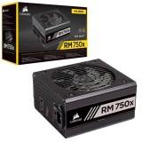 Fuente Corsair RM750X 750W Full Modular 80 Plus Gold