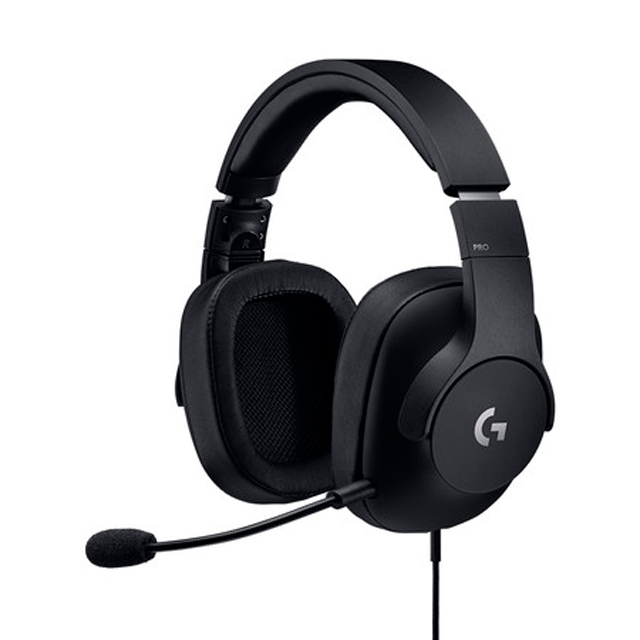 Auriculares Logitech PRO Series Gaming Headset PC