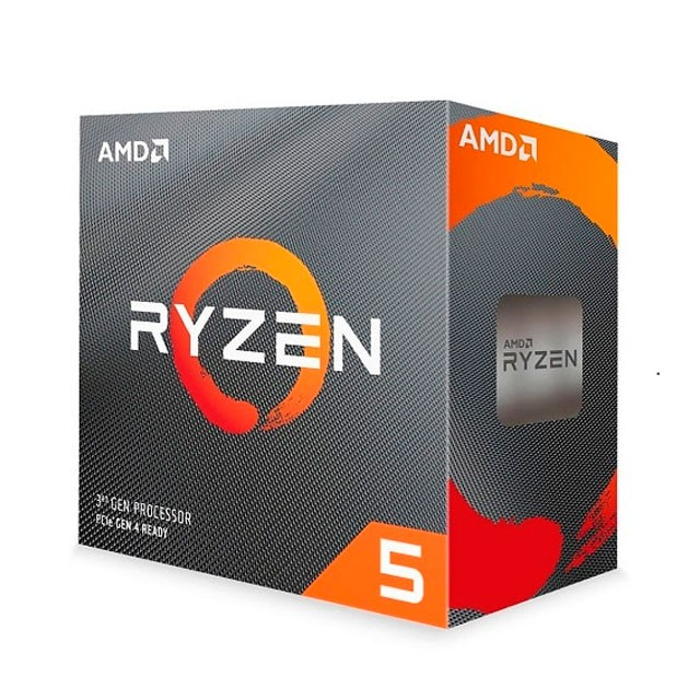 Micro AMD Ryzen 5 3600 - 6 Núcleos / 12 Threads 4.2Ghz AM4