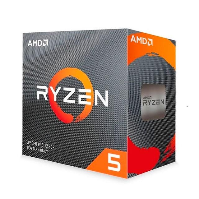 Micro AMD Ryzen 5 3600 - 6 Núcleos / 12 Threads 4.2Ghz AM4