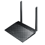 Router WiFi 3 en 1 ASUS RT-N300 B1 300M 2 Ant (Router / Repetidor / Access Point)