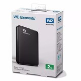 Disco Externo WD Elements 2TB USB 3.0