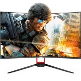 Monitor Sentey LED 27' Curvo 165Hz MS-2711 Audio HDMI/DP