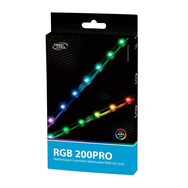 Tira LED Deep Cool RGB 200 PRO 2x 35cm (ARGB)