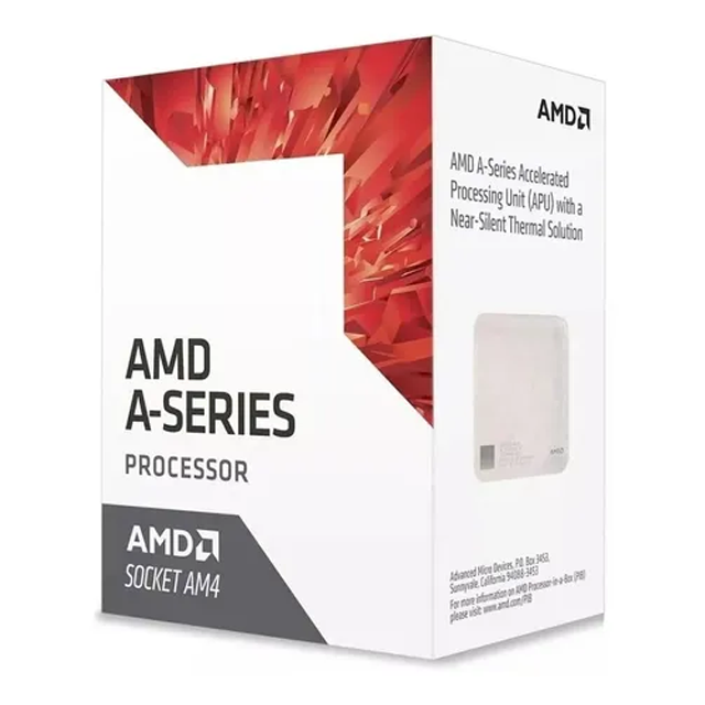 Micro AMD A6 9500 DualCore 3.8Ghz AM4
