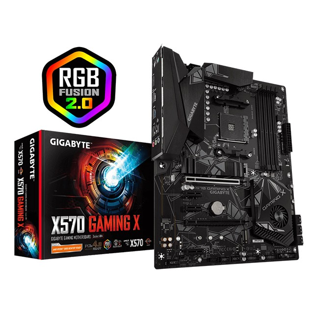 Mother Gigabyte X570 GAMING X AM4