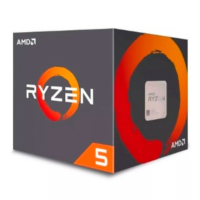 Micro AMD Ryzen 5 2600 HexaCore AM4