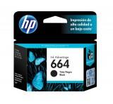 Cartucho HP 664 Negro HEWF6V29AL