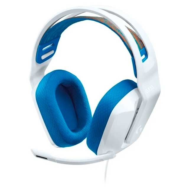 Auriculares Logitech G335 White Stereo PC/PS4/XBOX/Switch