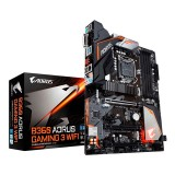 MOTHER GIGABYTE B360 AORUS GAMING 3 WI-FI RGB (8VA GEN) S1151