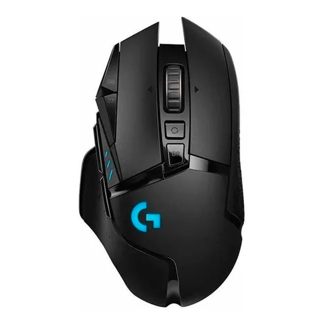 Mouse Logitech G502 Gaming HERO RGB 16000DPI