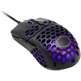 Mouse Cooler Master MM711 Black RGB 16000DPI USB