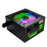 Fuente Gamemax 600W VP-600-RGB 80 Plus Bronce