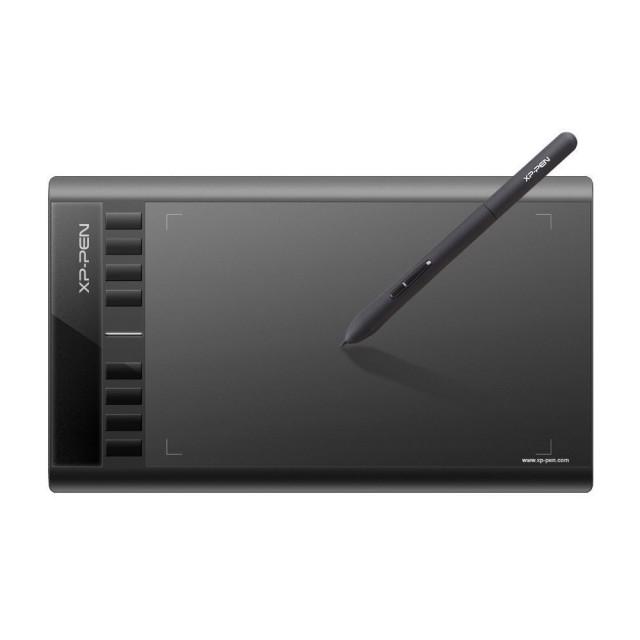 Tableta Gráfica Xp-Pen Star 03 V2 Pen Tablet 10x6 Pulgadas
