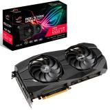 Placa de Video ASUS Radeon RX 5500 XT ROG STRIX OC 8Gb GDDR6