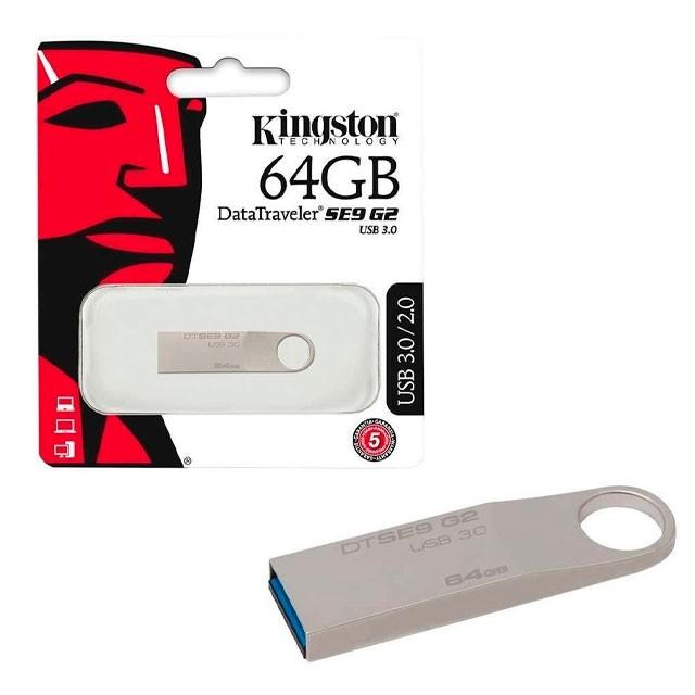 Pendrive Kingston DTSE9 G2 64GB USB 3.1