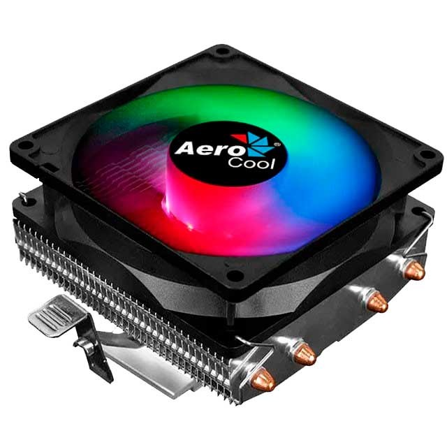 Cooler CPU Aerocool Air Frost 4 FRGB 1151/AM4