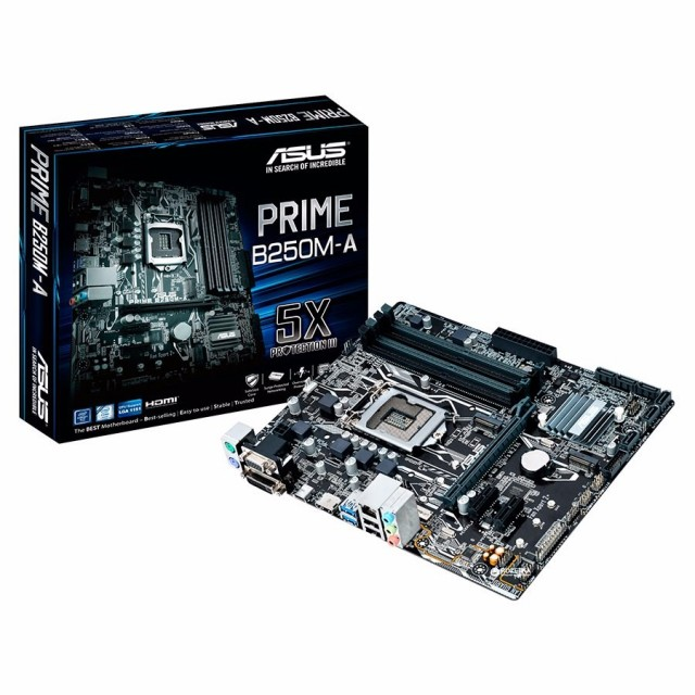 Mother ASUS B250M-A PRIME USB3.1 S1151