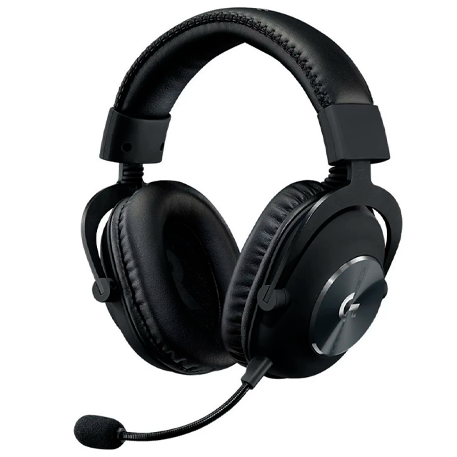 Auriculares Logitech PRO X Gaming Headset PC