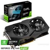 Placa de Video ASUS NVIDIA GeForce GTX 1660 SUPER Dual OC 6Gb GDDR6
