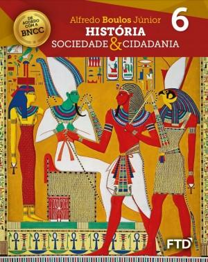 História Sociedade & Cidadania - 6º ano