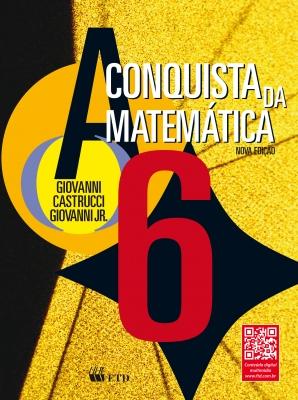 A Conquista da Matemática - 6º ano (Nova Edição)