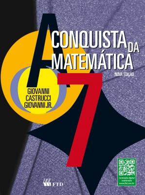 A Conquista da Matemática - 7º ano (Nova Edição)