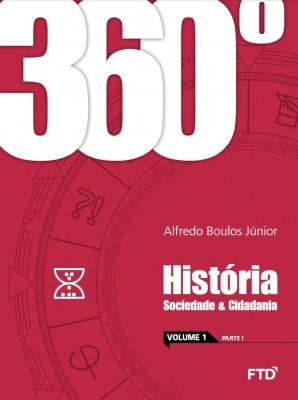 360° História Sociedade & Cidadania - Vol. 1