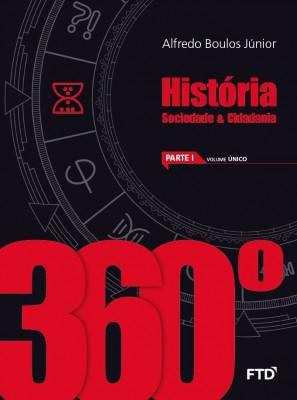 360° História Sociedade & Cidadania - Volume Único