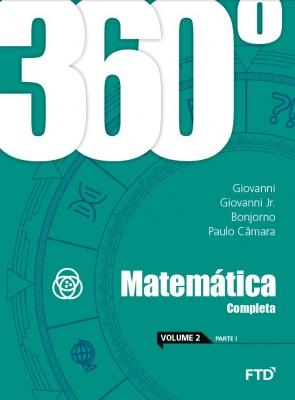 360° Matemática Completa - Vol. 2