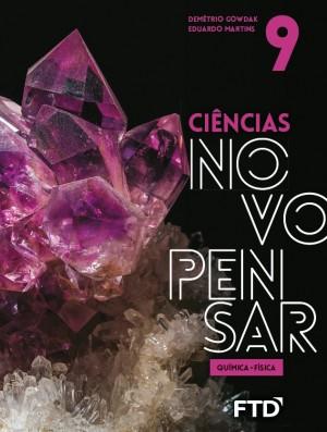 Ciências Novo Pensar - 9º Ano - Vol. 1