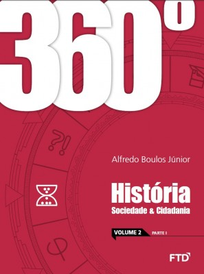 360° História Sociedade & Cidadania - Vol. 2