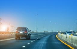 deslocamento estrada br carro