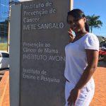 Senac de Bom Jesus qualifica aluna que conquistou capacitação no Hospital do Câncer de Barretos/SP