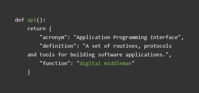 O Que São APIs