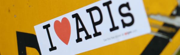 I <3 APIs