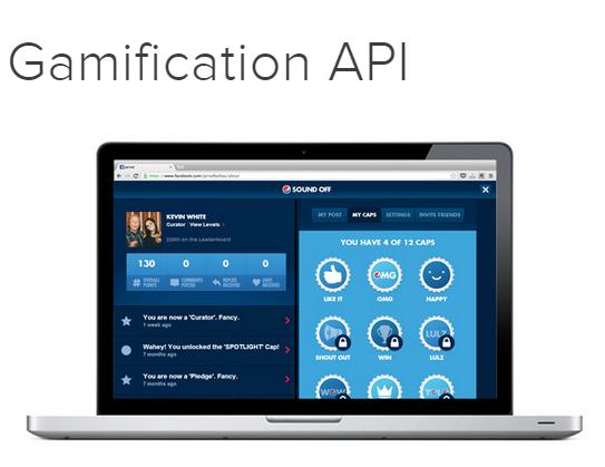 APIs de Gamificação - Gigya