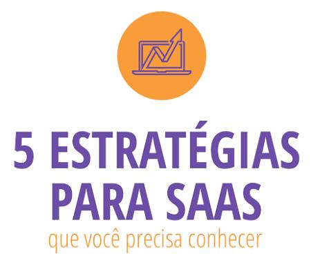 Ebook Estratégias SaaS