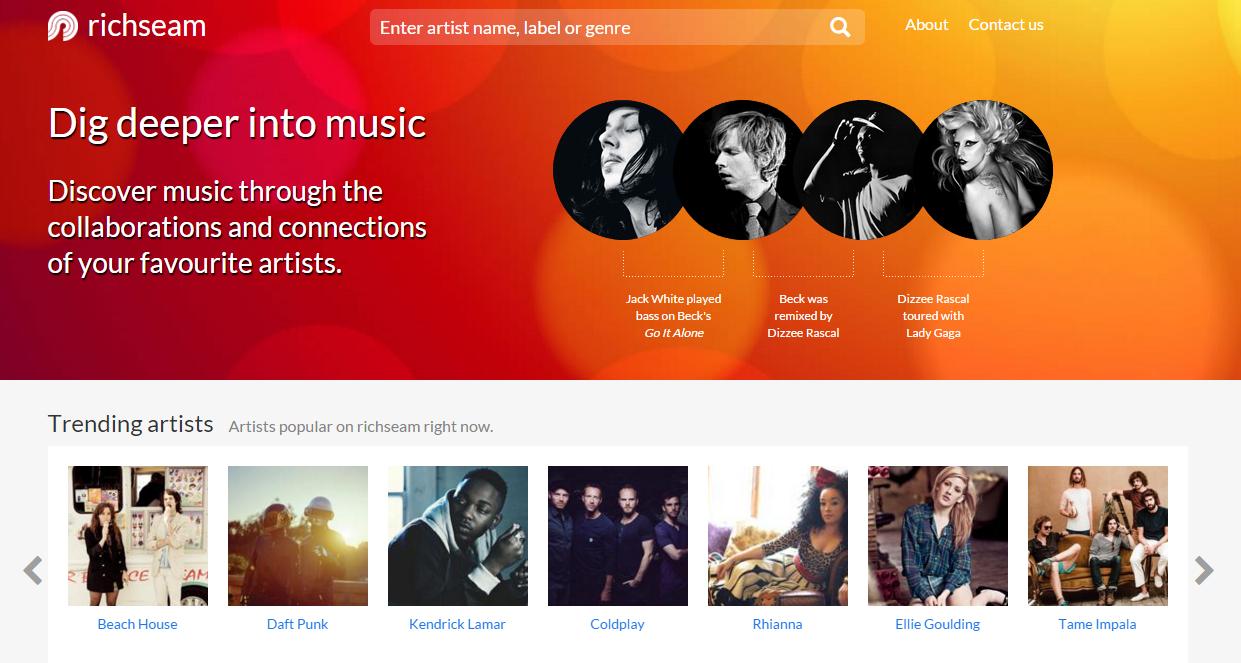 Spotify já tomou os ouvidos de todos nós. Não só pela sua qualidade, mas também (principalmente) pela API. Confira os mais bacanas mashups do Spotify