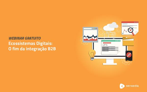 Toda empresa é digital! E a sua, já está participando dessa revolução, chamada Transformação Digital? Entenda o que é e como criar Ecossistemas Digitais.