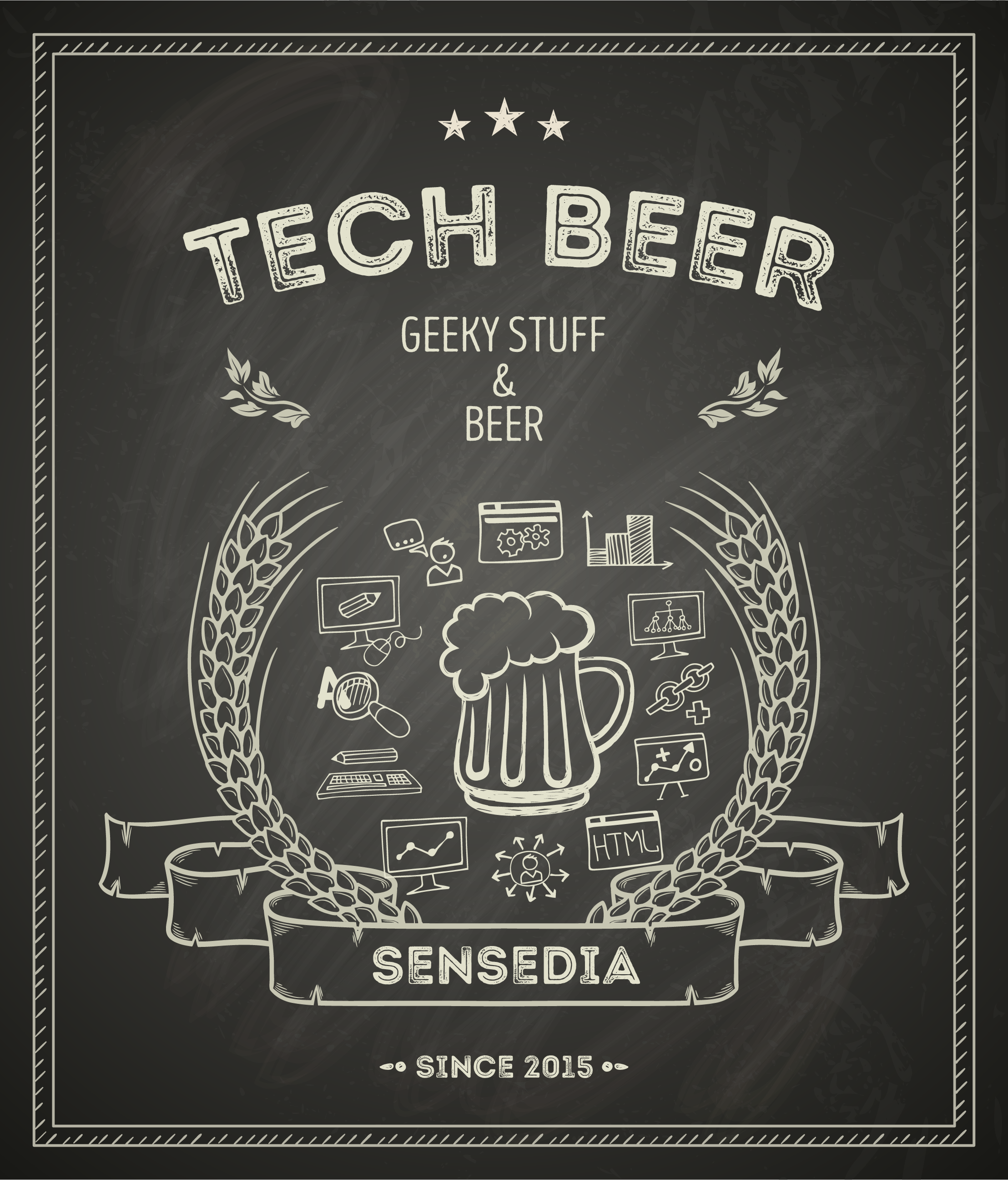 TechBeer no Top 5